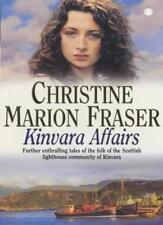 Kinvara Affairs,Christine Marion Fraser- 9780340767160
