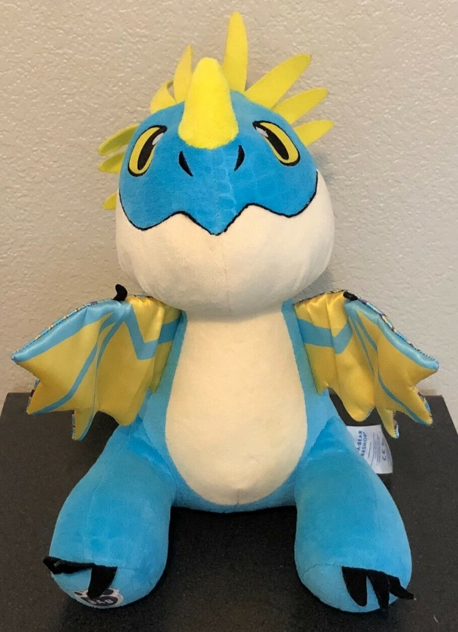 Build A Bear Workshop Stormfly How To Train Your Dragon Stuffed Animal Plush Toy