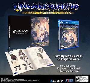 Utawarerumono-Mask-of-Deception-Launch-Edition-PS4-PlayStation-4-Brand-New