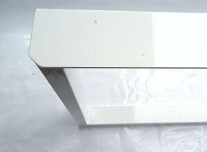 1-Paar-Tischbeine-Tischkufen-H72-x-B80cm-Tischgestell-massiv-Stahl-Weiss-25kg