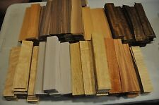 Fingerboard wood veneer - Mix of at least 8 kind   IC91