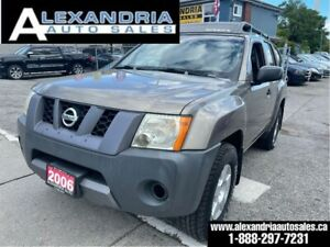 2006 Nissan Xterra S/4x4/safety included