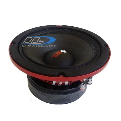 4 DS18 PRO-EXL68 6.5″ Midrange Loud Speaker 2400W 8 ohm Pro Car Audio Mid 2 Pair