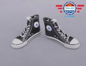CUSTOM 1//6 scale Sneakers Shoes for 12/'/' MALE figure body doll ACCESSORY