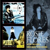 Rosie Flores - After The Farm / Once More With Feeling [new Cd] Uk - Import on sale