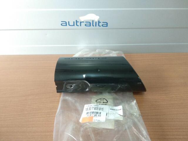 BMW Genuine Exhaust Tailpipe Trim Black Chrome E81//E82//E88 1 Series 18307805915