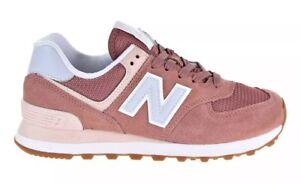 Dusk Size Shoes Suede 6 5 Women's 574 New Balance Summer Classics wvqaxX60