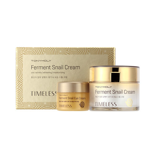 TONYMOLY Timeless Ferment Snail Cream - 50ml