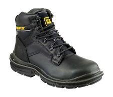Caterpillar CAT GENERATOR Slip Resistant Safety Boots Black size 7 7048