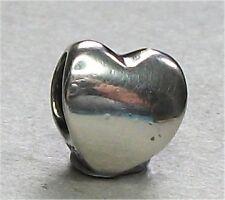 Sterling Silver TROLLBEADS HEART. New