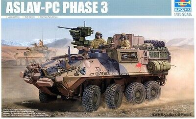 Trumpeter 1/35  ASLAV-PC Phase 3  #05535 #5535   *New*