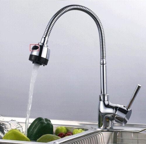 360 Grad Drehbar Mischbatterie Wasserhahn Spültisch Küche Waschtisch Bar Armatur