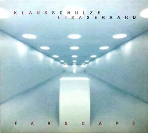 Klaus-Schulze-Lisa-Gerrard-2xCD-Farscape-Digipak-Germany-M-M