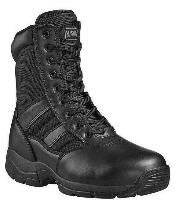 Magnum Panther 8.0 Mens Safety Steel Toe Tactical Lace-Up Boots