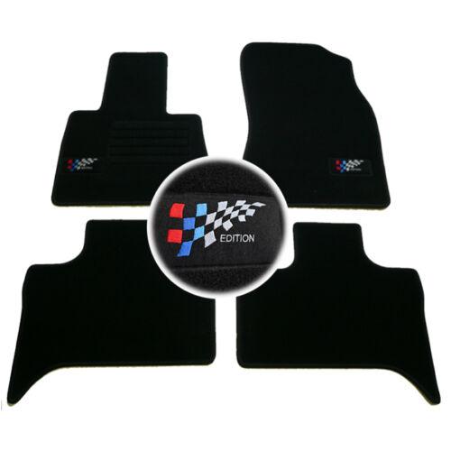 4 TAPIS SOL BMW X5 E53 3.0 4.4 4.6 4.8 i is d MOQUETTE LOGO EDITION M SPECIFIQUE