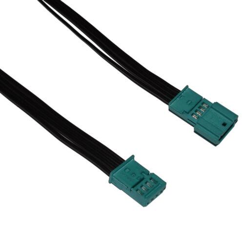 Stecker 4-polig Reparatursatz für BMW 61132359994 61136925611 Steckverbindung