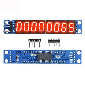 Serial-Driver-Microcontroller-Digital-Tube-LED-Display-MAX7219-Control-Module