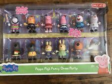 Peppa Pig Dress Up 10 Figure Pack for sale online   eBay