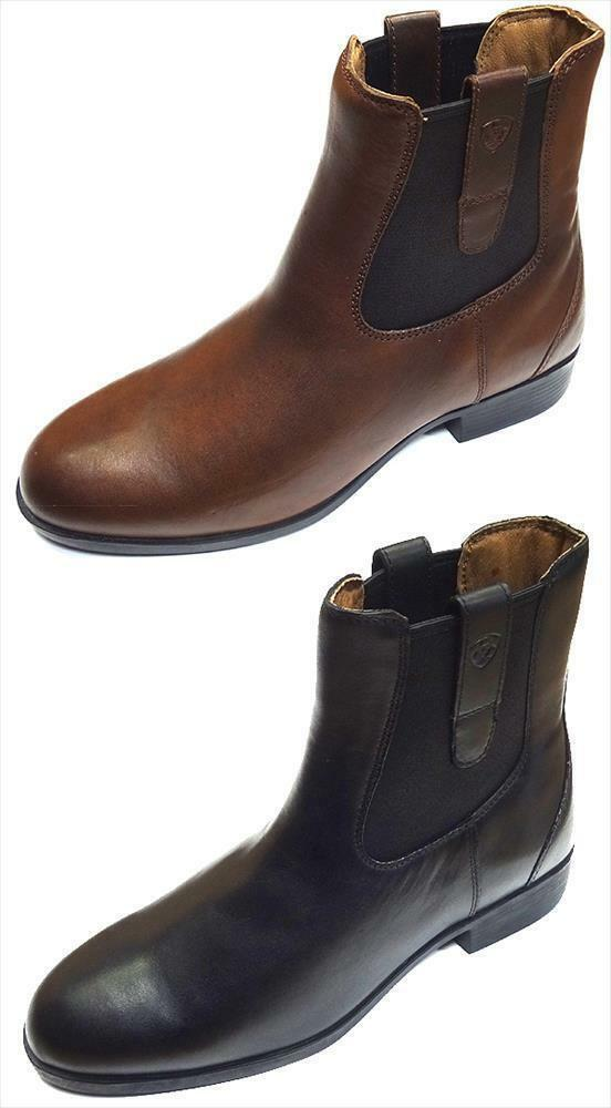 Ariat Boots London jod-Military Ankle Boots