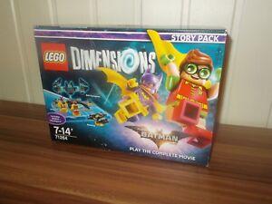 Jeu-video-LEGO-71264-Dimensions-Pack-Histoire-The-LEGO-Batman-Movie-NEUF