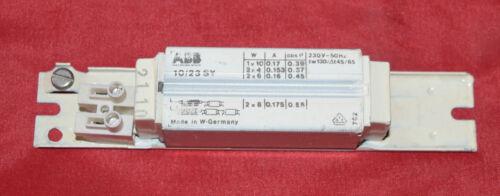 Abb balastro 10/23 sy 230v 50hz CED (247)
