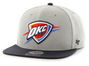 separation shoes 5628a ea3d8 Image is loading OKLAHOMA-CITY-OKC-THUNDER-NBA-VINTAGE-SNAPBACK-2-