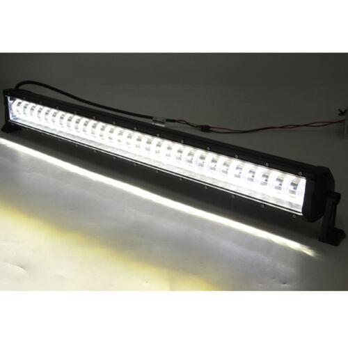 33Inch 150W Strobe Flash LED Work Light Bar Offroad Fog Driving 12V24V /& Wiring