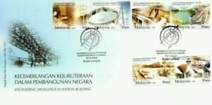 SJ-Engineering-Excellence-In-Nation-Building-Malaysia-2009-Road-Bridge-FDC