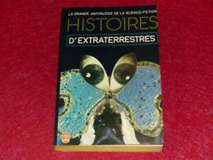 BIBLIOTHEQUE-H-amp-P-J-OSWALD-HISTOIRES-D-039-EXTRATERRESTRES-COLL-GASF-SF-1976