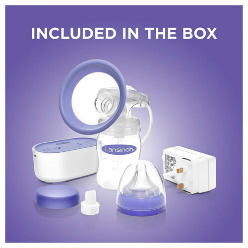 Lansinoh Compact Electric breast pump