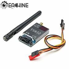 New Eachine TS832 Boscam FPV 5.8G 32CH 600mW 7.4-16V Wireless AV Transmitter