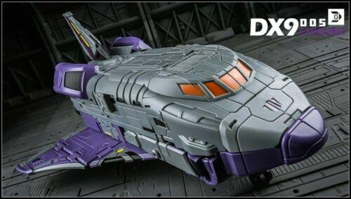 Pre-order DX9 toys Transformers D05 Chigurh MP G1 Astrotrain Toy Reprint