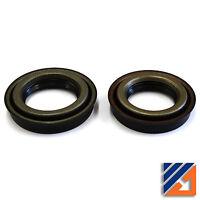 Landrover Freelander TD4 F23 Gearbox IRD diff driveshaft genuine oil seals, pair