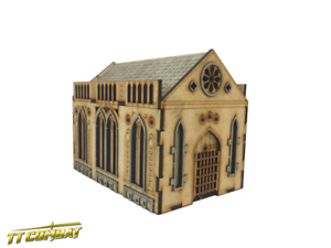 TTCombat-Si-Fi-Gothic-SFG036-Gothic-Mausoleum-great-for-40K