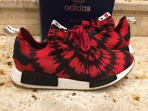 Nice Kicks x NMD Runner PK 'Red White'