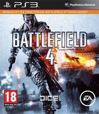 Battlefield 4 (Sony PlayStation 3, 2013)