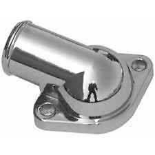 S9230 Water Neck Chrome Steel O Ring Pontiac V8 1964-79 Not for 389 engine