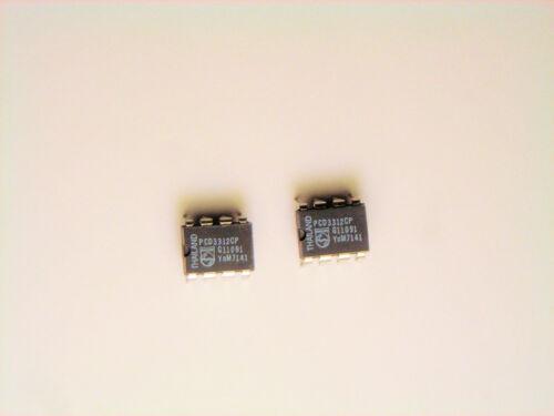"PCD3312  /""Original/"" Philips  8P DIP IC  2 pcs"