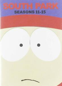 Comedy-Show-South-Park-Seasons-11-15-Tv-DVD-Set-Episodes-Watching-Funny-English