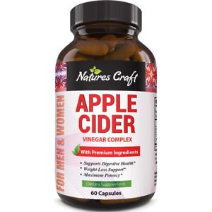 Vinagre de manzana para adelgazar en capsulas