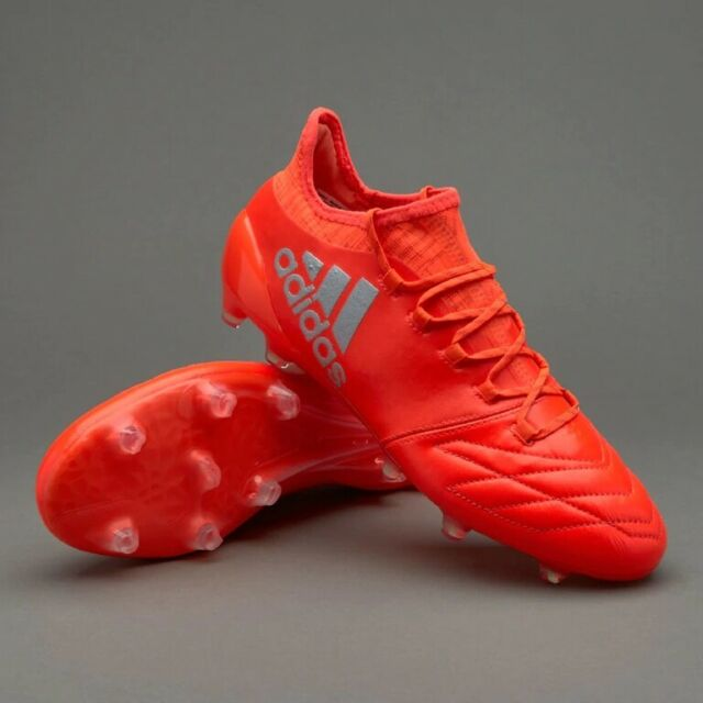red and nero adidas football boots