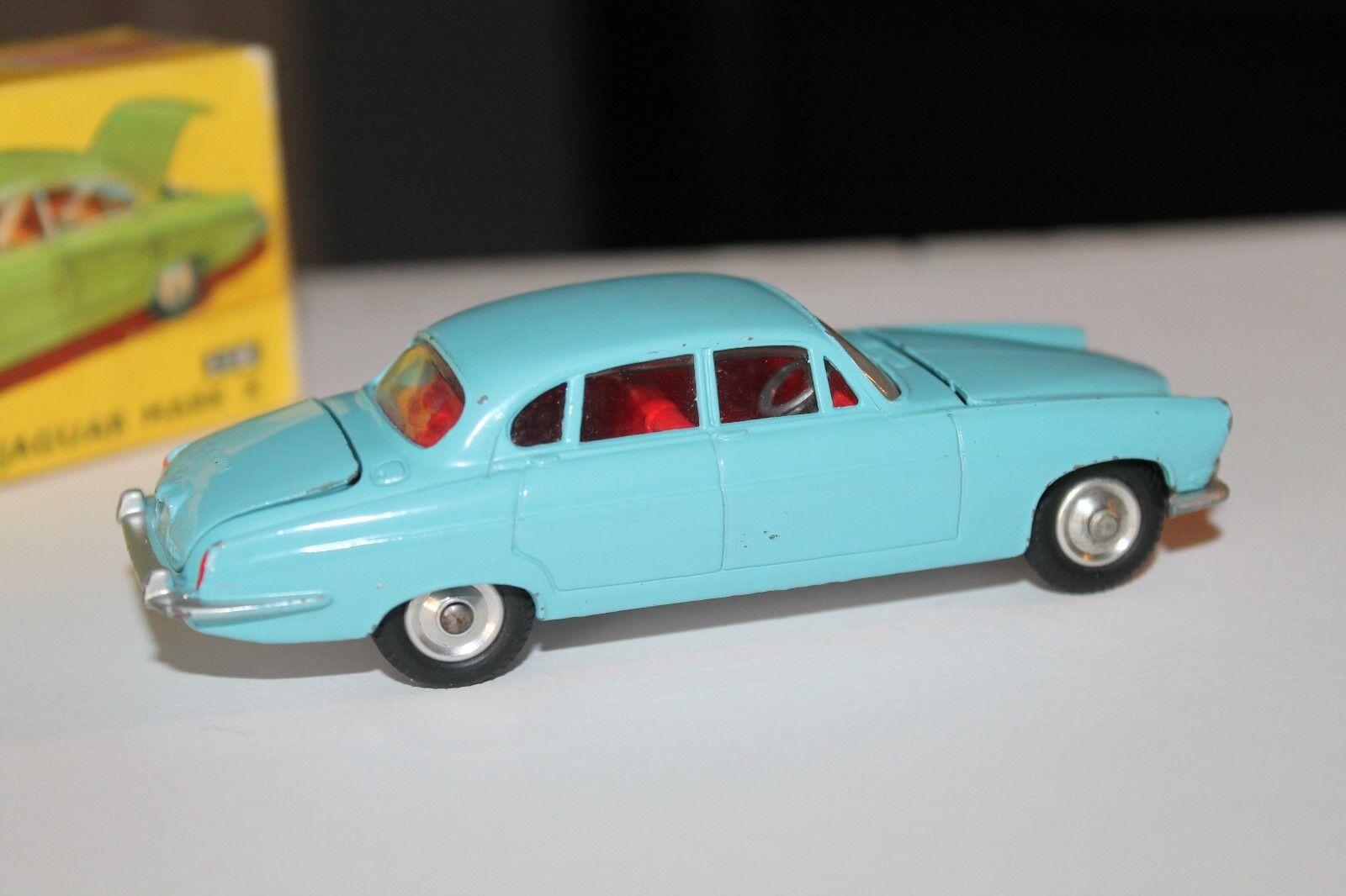 CORGI toys 238  Jaguar Mark x  1 43  1965  OVP