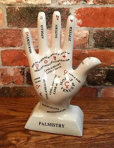 Porcelain-Palmistry-Vintage-Holistic-Art-Sciences-Hand-Model