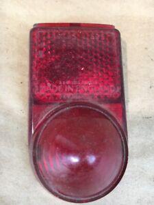 OEM-Austin-Morris-Wolseley-Red-Tail-Light-LENS-ONLY-Lucas-L593-Orignal-Part