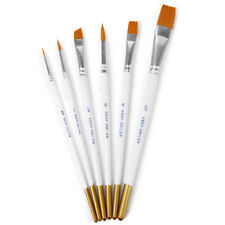 Professional Painting Set 6pcs Acrylic Oil Watercolors Artist Paint Brushes