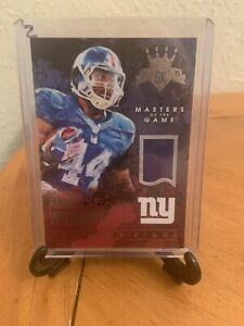 Details about 2015 Gridiron Kings Masters of the Game #MOG-AW Andre Williams Jersey 133/249