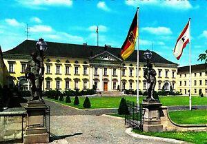 Berlin-Schloss-Bellevue-Ansichtskarte