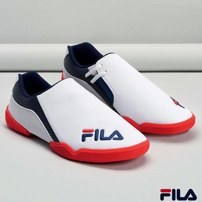FILA TAEKWONDO SHOES PLAYER TKD SHOES Martial arts shoes Taekwondo Footwear