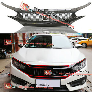 Image Is Loading Type R Front Per Radiator Grill For Honda