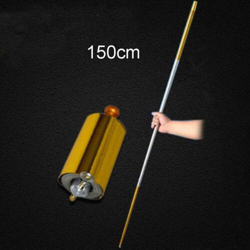 Portable Martial Arts Metal Magic Pocket Bo Staff 110cm New Pocket Magic TriEIJ
